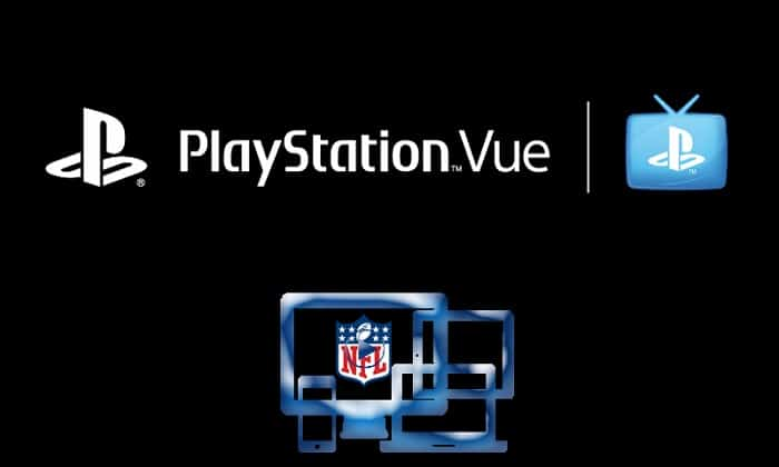 NFL Live on PlayStation Vue