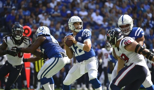 NFL Week 5: Colts at Patriots Game Preview