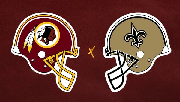 Redskins at Saints Game Preview